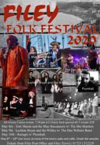 Filey Folk Festival 2020