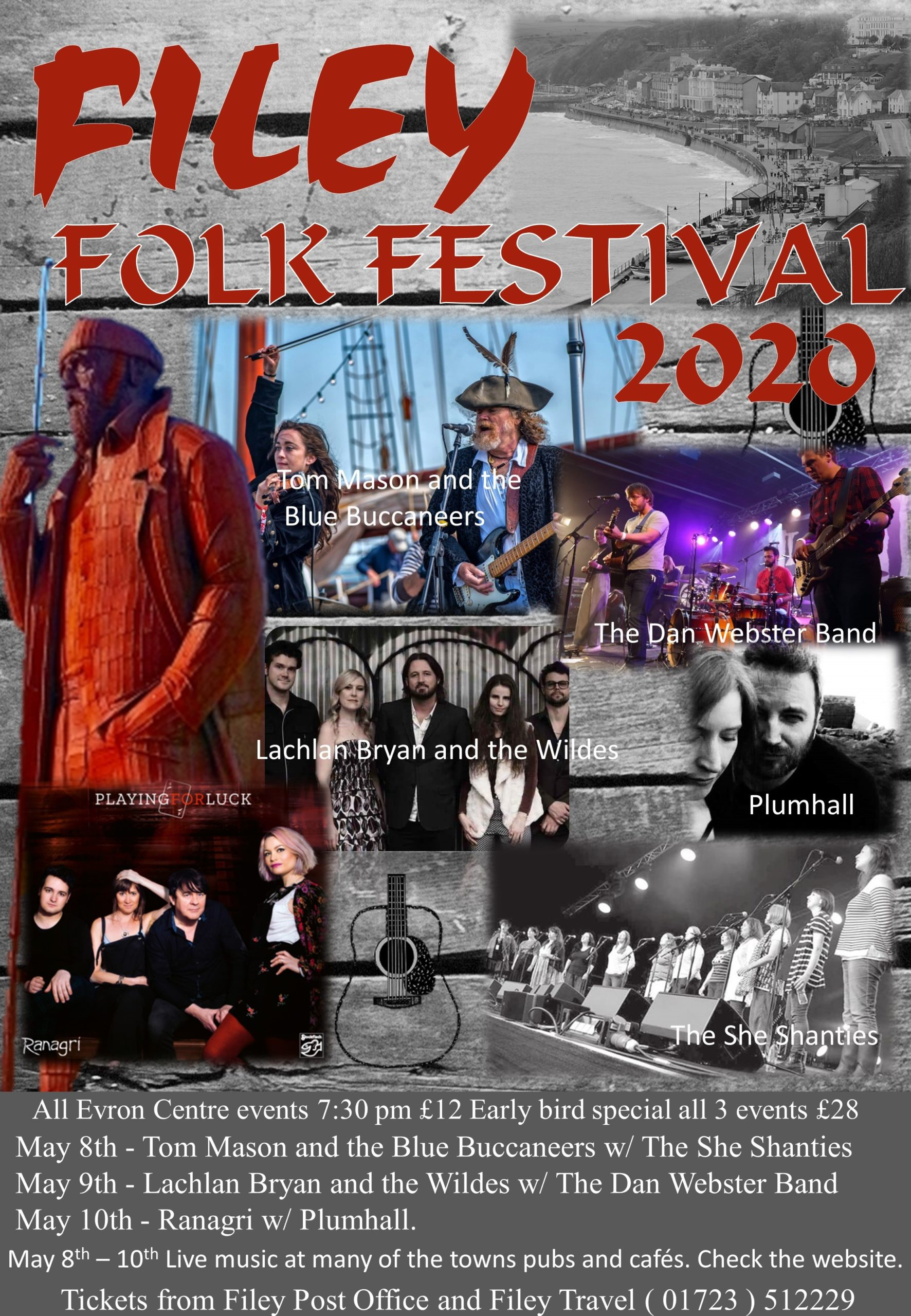 Filey Folk Festival 2020