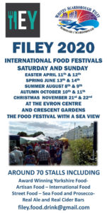 Filey Food Festival 2020