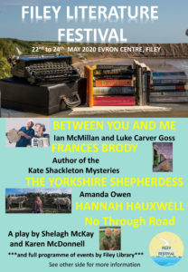 Filey Literature Festival