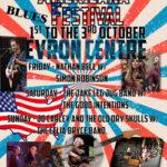 Filey Americana Festival Poster