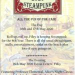 Filey Steampunk 2020