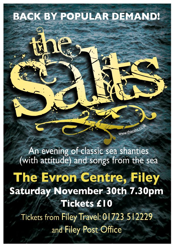 The Salts at the Evron Centre